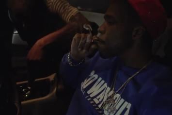 """Curren$y """"Don't Wait For Me"""" Video"""