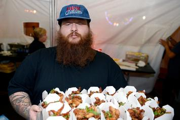 "Action Bronson Reveals ""F*ck That's Delicious"" Cookbook Release Date"