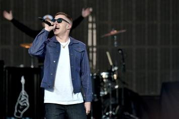 "Macklemore Announces New Album ""Gemini""; Shares Cover Art And Tracklist"