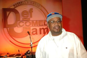 """""""Def Comedy Jam"""" Coming To Netflix For 25th Anniversary"""