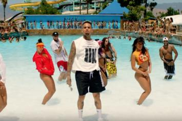 "Chris Brown Feat. Yo Gotti, A Boogie Wit Da Hoodie & Kodak Black ""Pills & Automobiles"" Video"