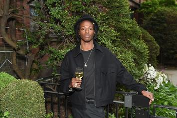 "Joey Bada$$ Jokes He's ""Legally Blind"" After The Eclipse"
