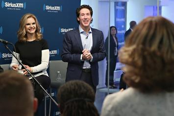 "Joel Osteen Says Houston Church's Doors Have ""Always Been Open"""