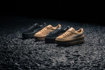 Rihanna x Puma Fenty Cleated Creeper Now Available: Purchase Links