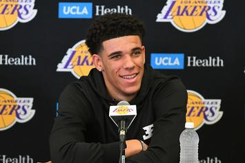 "Twitter Reacts To Lonzo Ball's ""Real Hip-Hop"" Comments"