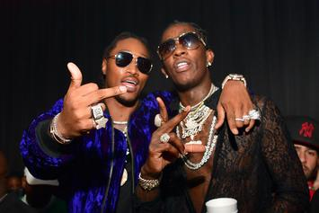 Young Thug & Future Have More Music Coming Together