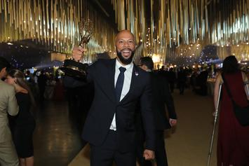 "Common's ""Letter To The Free"" Wins an Emmy Award"