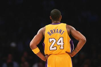 Kobe Bryant's Lakers Jersey Retirement Date Set