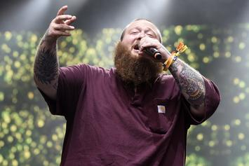 """Action Bronson And Sean Evans Partake In A Hilarious """"Sandwich-Off"""""""