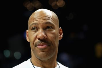 Lavar Ball Says He's Releasing His Own Big Baller Brand Shoe
