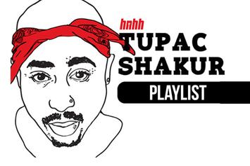 Celebrate 2Pac's Legacy With Our New Spotify Playlist