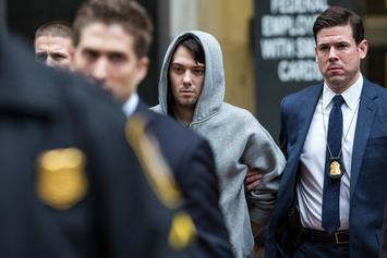 Martin Shkreli Jailed After Facebook Comments About Hillary Clinton