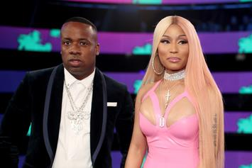"Yo Gotti & Nicki Minaj Perform ""Rake It Up"" On Jimmy Fallon"