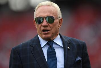Dallas Cowboys Owner Jerry Jones Impeding Roger Goodell's Extension