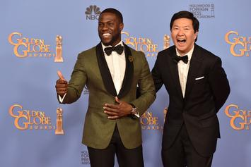Kevin Hart Partied With Sex Video Stripper In Las Vegas: Report