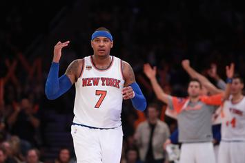 Carmelo Anthony Traded To Oklahoma City Thunder: Report