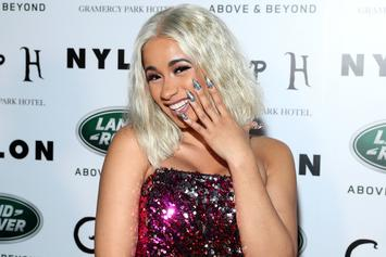 Cardi B Shares Video Clapping Back At Body Shamers