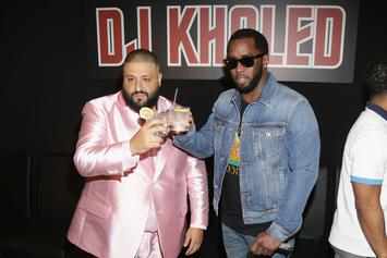 DJ Khaled & Diddy Reportedly Close To Signing On As Judges For New Hip-Hop TV Show