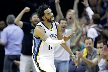 Mike Conley Relives The Time Kanye West Called Him In Middle Of The Night
