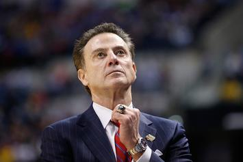 Rick Pitino Reportedly Fired By Louisville Amid Bribing Scandal
