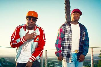 "50 Cent & Jeremih Assist Lenny Grant In New Video ""On & On"""