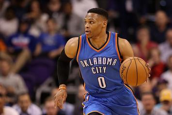 Russell Westbrook Signs Richest Deal In NBA History
