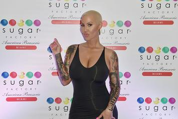 "Amber Rose x Reebok Launch ""Muva Fuka"" Freestyle Hi"