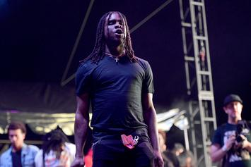 "Chief Keef Reveals Artwork For New Project ""Dedication"""
