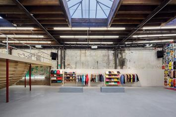 Supreme's Brooklyn Flagship Store Opens Thursday