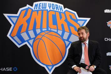 "NYC Subway Ads Calling The Knicks ""Hopeless"" To Be Removed"