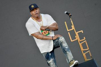 LL Cool J Is The Only Rapper Nominated For 2018 Rock & Roll Hall Of Fame