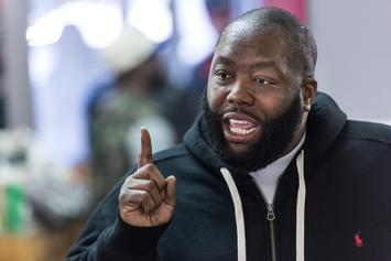 Killer Mike Rips Mike Pence For Walking Out Of NFL Game