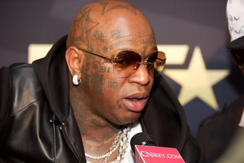 Birdman Says He's Removing The Tattoos On His Face
