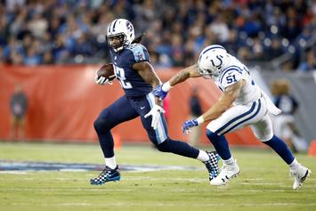 Tennessee Titans End 11-Game Skid Against Colts: Twitter Reacts