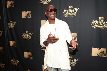 Tyrese Claims His Upcoming Rap Album Will Change Hip Hop