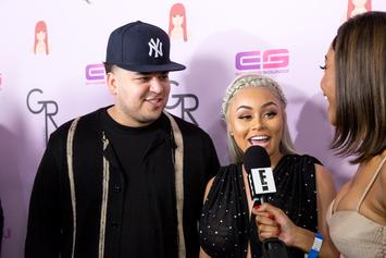 Rob Kardashian Says Fight With Blac Chyna Was Triggered By Cocaine & Booze