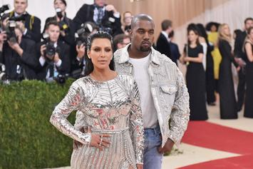 Kanye West & Kim Kardashian Targeted In Car Theft