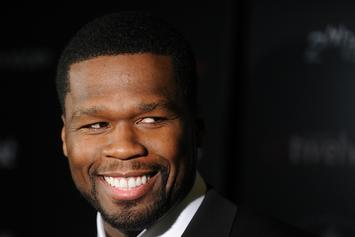 """50 Cent Teases Upcoming Film Role In """"Den Of Thieves"""""""