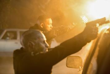 "Will Smith Stars In Action Packed Trailer For Netflix's ""Bright"""