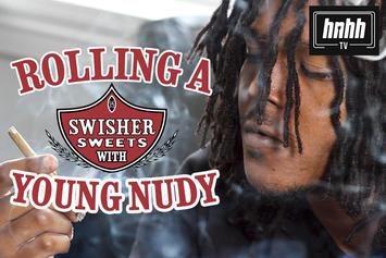 """Young Nudy Names Skittles & Gelato As Favorite Strains On """"How to Roll"""""""