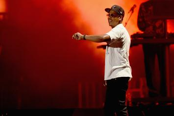 Jay Z Says He Shouldn't Be Involved In The Roc Nation Logo Lawsuit