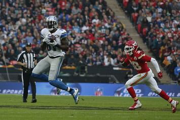 Calvin Johnson Could Be Making An NFL Comeback: Report