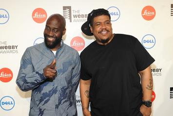 "De La Soul Release The ""Royalty Capes"" Video"
