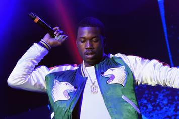 Meek Mill Sentenced To 2-4 Years In Prison After Violating Probation
