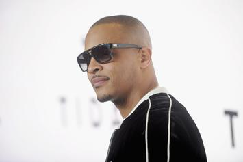 T.I. Links Up With Scott Storch In The Studio, Is New Music On The Way?