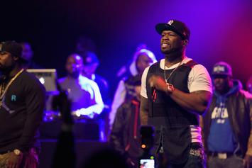 "50 Cent Previews New Single With Jeremih ""Still Think Im Nothing"""