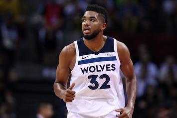 Karl-Anthony Towns: Marijuana Should Be Removed From NBA's Banned List