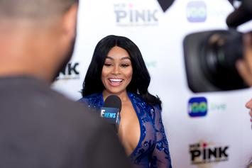Blac Chyna Reportedly Sued By Photographer For Posting Family Photo To Instagram