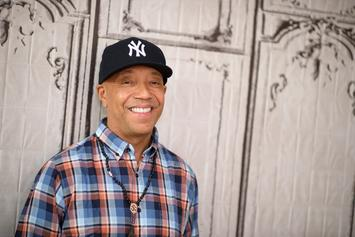 Russell Simmons Denies Ever Being Aggressive Or Violent With Women