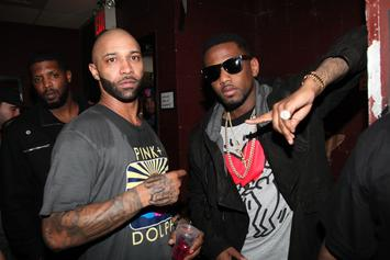 Joe Budden Upset Fabolous Didn't Do An Interview With Him, Fab Replies